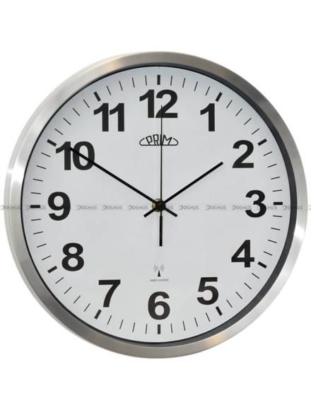Zegar ścienny Prim E04P.3850.70 - 30 cm - Sterowany falą radiową