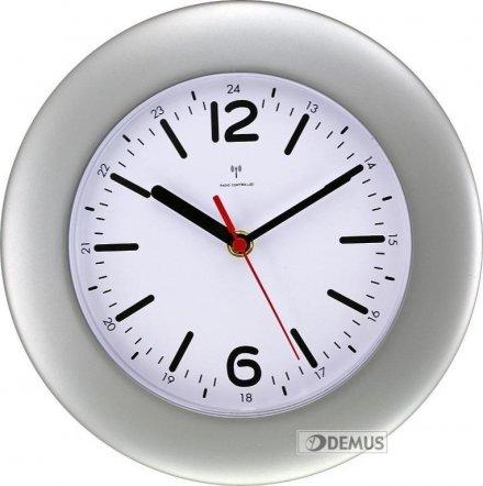 Zegar ścienny, biurkowy z podpórką MPM E01.2953.70