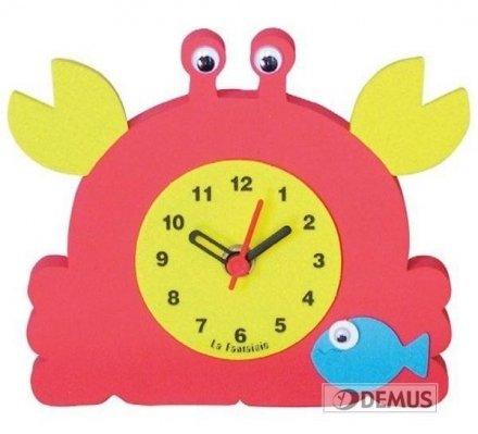 Zegar ścienny dla dzieci JVD LC550