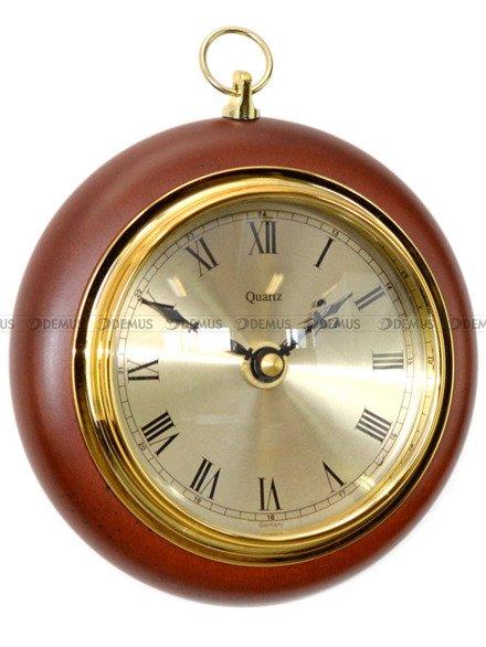 Zegar ścienny drewniany TFA 140-07-CH