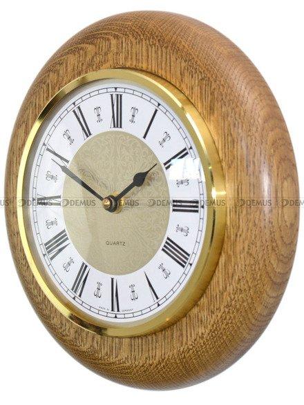 Zegar ścienny drewniany TFA 240-03-CD2