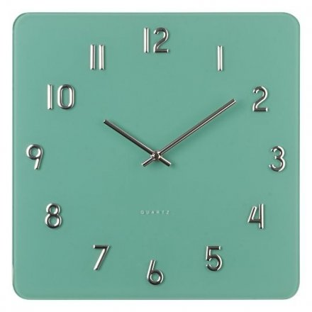 Zegar ścienny szklany JVD H85.3