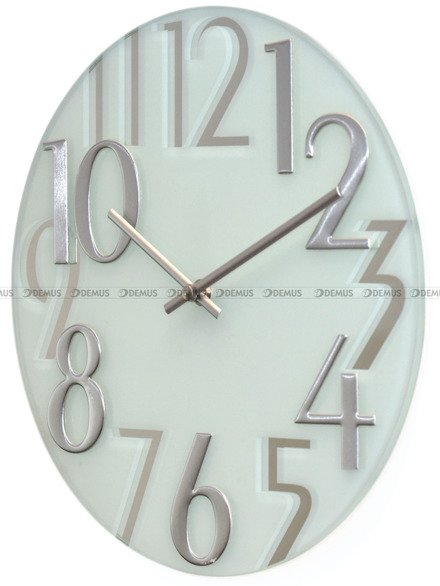 Zegar ścienny szklany Olvin ZS0024B