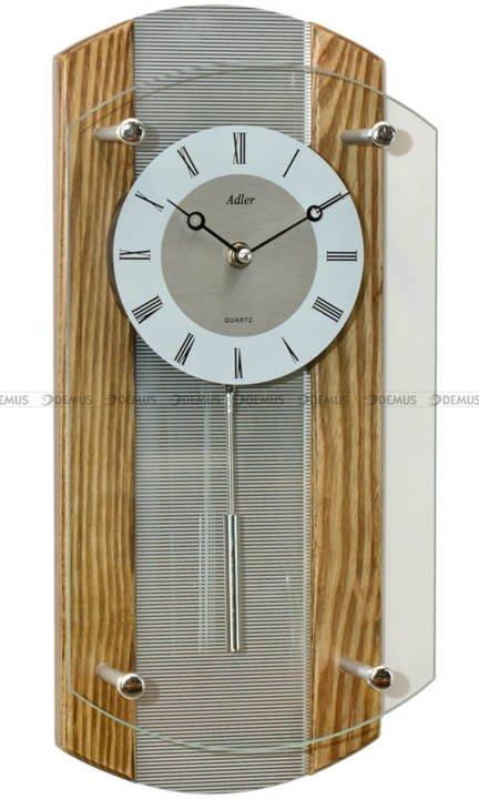Zegar wiszący Adler 20172-PB-CD - 41x19 cm