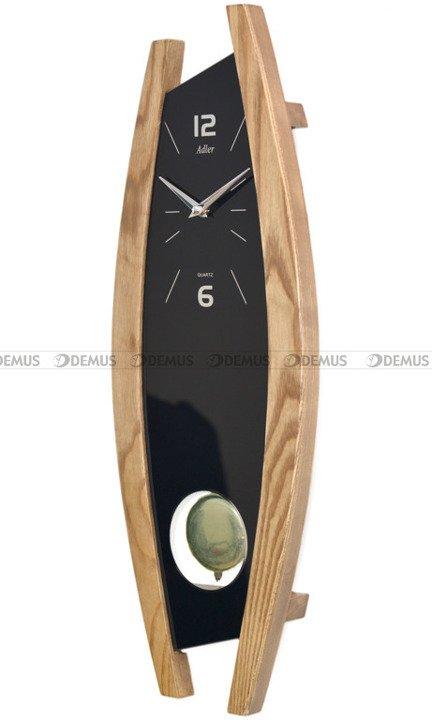 Zegar wiszący Adler 20245-PB-OAK