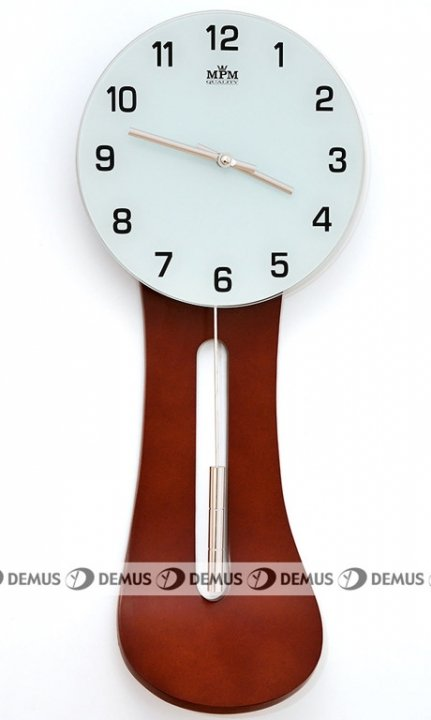 Zegar wiszący kwarcowy MPM E05.2711.54