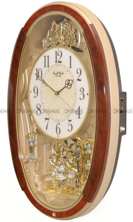 Zegar wiszący kwarcowy Rhythm 4MJ895WD23