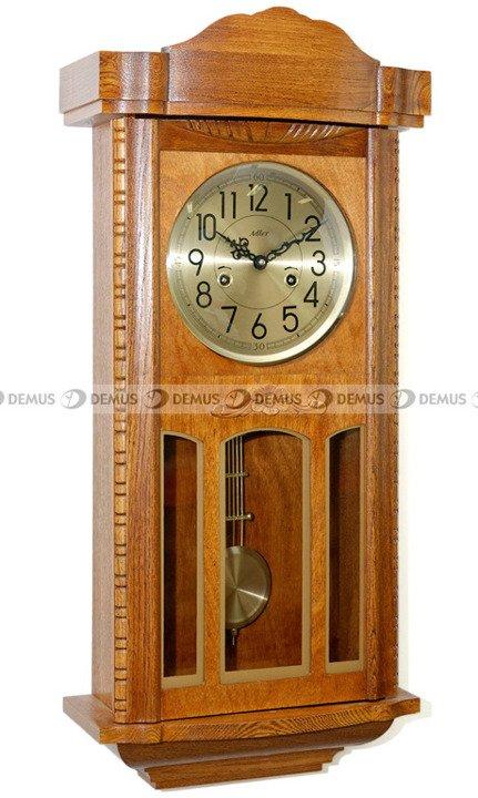 Zegar wiszący mechaniczny Adler 11002-OAK