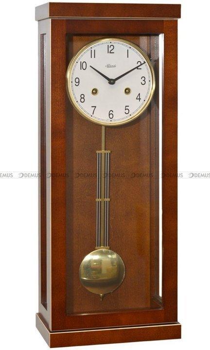 Zegar wiszący mechaniczny Hermle Carrington 70989-030141 - 1/2, 14-dniowy