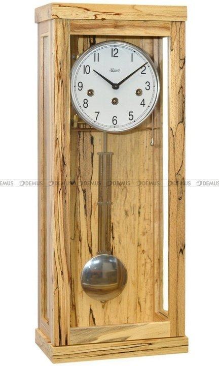 Zegar wiszący mechaniczny Hermle Carrington 70989-T30341 - Westminster 4/4 Chime, 8-dniowy
