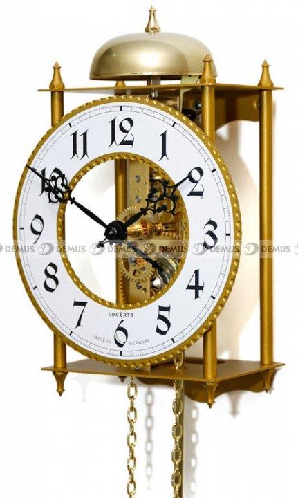 Zegar wiszący mechaniczny JVD Lacerta L03