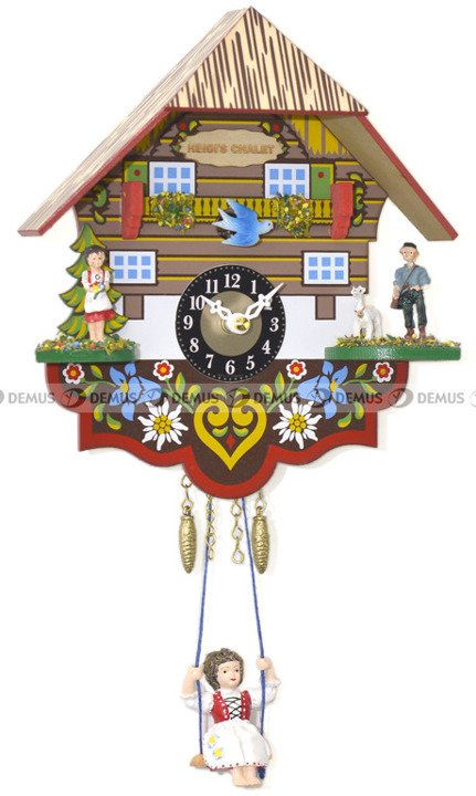 Zegar wiszący miniaturka Engstler 1933SQ
