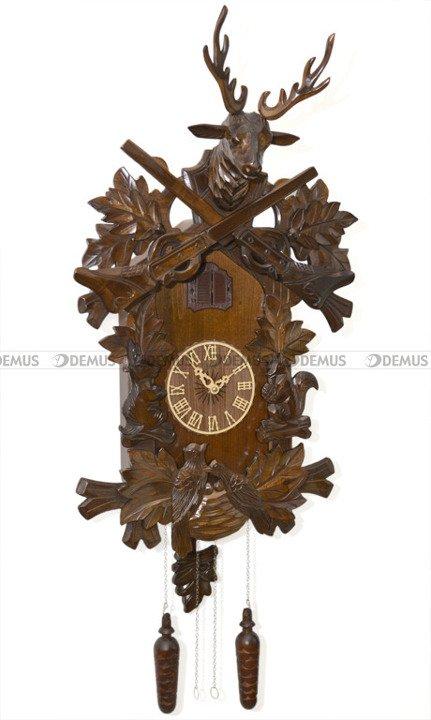 Zegar wiszący z kukułką Adler 24016-W