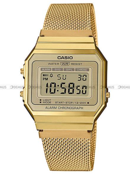 Zegarek CASIO A700WEMG 9AEF
