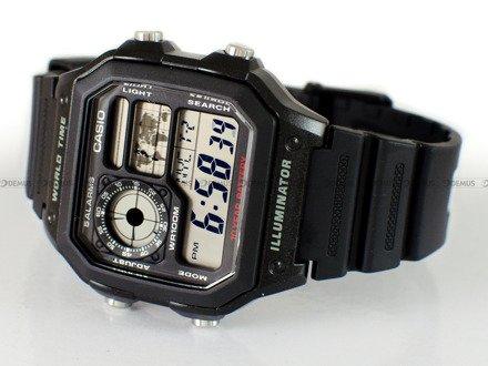 Zegarek Casio AE 1200WH 1AVEF