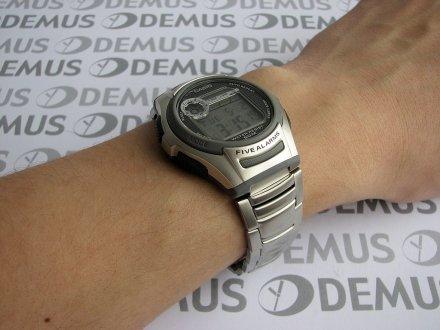 Zegarek Casio W 213D 1AVEF