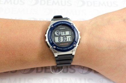 Zegarek Casio W 216H 2AVEF
