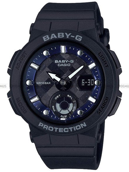 Zegarek Damski Baby-G BGA 250 1AER