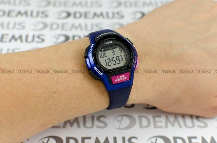 Zegarek Damski Casio LWS 1000H 2AVEF