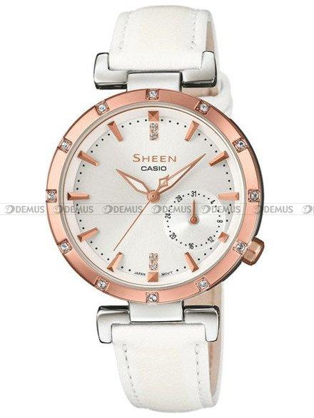 Zegarek Damski Casio Sheen SHE 4051PGL 7AUER