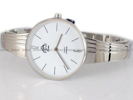 Zegarek Damski FujiTime M7107QS-White