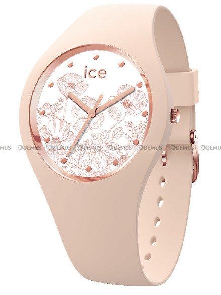 Zegarek Damski Ice-Watch - Ice Flower Spring Nude 016663 S