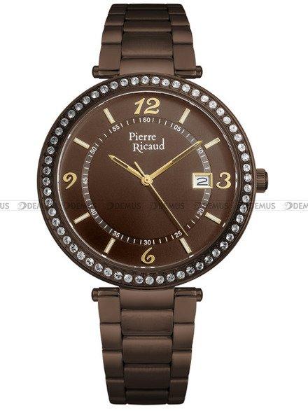 Zegarek Damski Pierre Ricaud P22003.015GQZ