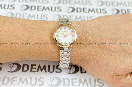 Zegarek Damski Seiko SRZ534P1 - z Diamentami