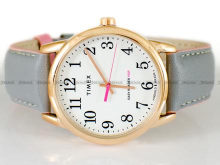 Zegarek Damski Timex Easy Reader TW2T28500