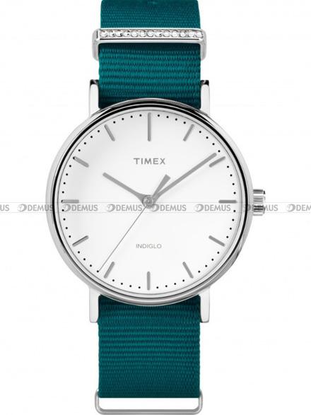 Zegarek Damski Timex Fairfield Crystal TW2R49000