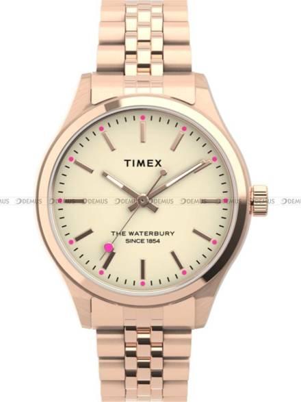 Zegarek Damski Timex Waterbury Neon TW2U23300