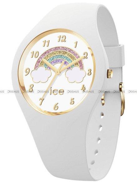 Zegarek Dziecięcy Ice-Watch - Ice Fantasia Rainbow White 017889 S