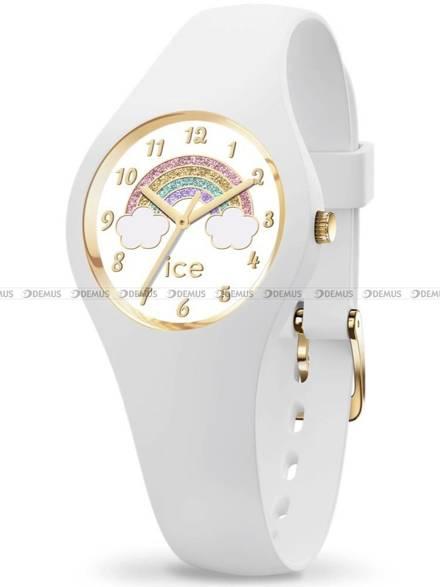 Zegarek Dziecięcy Ice-Watch - Ice Fantasia Rainbow White 018423 XS