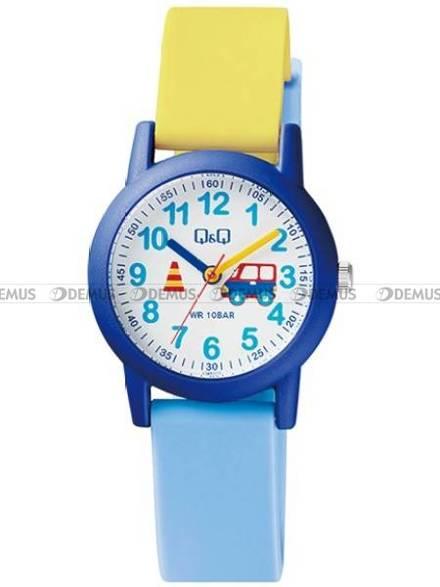 Zegarek Dziecięcy Q&Q VS49J010Y VS49-010