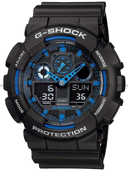 Zegarek G-SHOCK GA-100 1A2ER