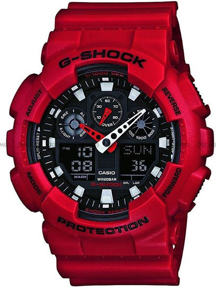 Zegarek G-SHOCK GA-100B 4AER