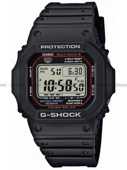 Zegarek G-SHOCK MASTER OF G GW-M5610-1ER