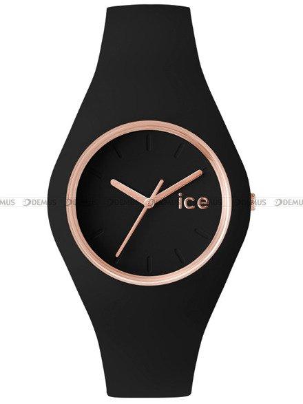 Zegarek Ice-Watch - Ice Glam Black Rose ICE.GL.BRG.U.S.14 000980 M