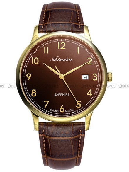 Zegarek Męski Adriatica A1280.122GQ