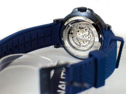Zegarek Męski Automatyczny Nautica Porthole NAPPRHS12 - Limitowana edycja