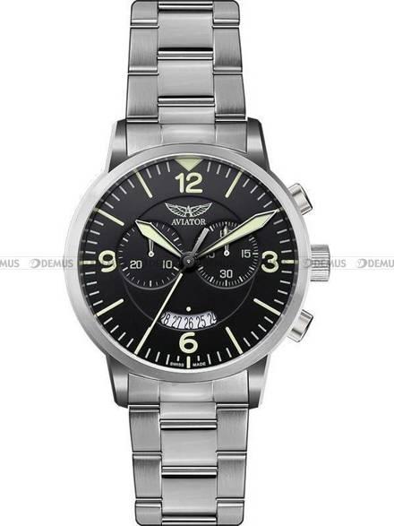 Zegarek Męski Aviator Airacobra Chrono V.2.13.0.074.5 - Limitowana Edycja