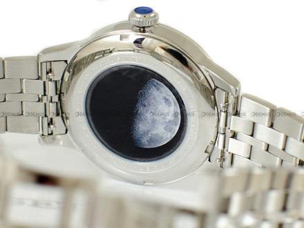 Zegarek Męski Balticus Fazy Księżyca - Meteoryt - Limitowana edycja