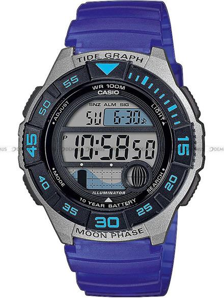 Zegarek Męski Casio WS 1100H 2AVEF