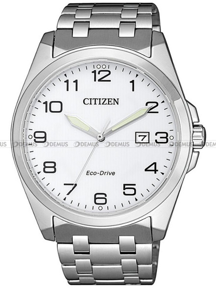 Zegarek Męski Citizen Eco-Drive BM7108-81A