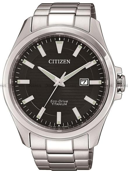 Zegarek Męski Citizen Eco-Drive Titanium BM7470-84E