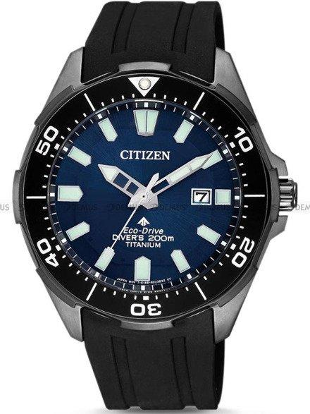Zegarek Męski Citizen Eco-Drive Titanium BN0205-10L