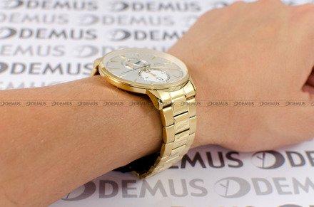 Zegarek Męski FujiTime M7108QG-Silver