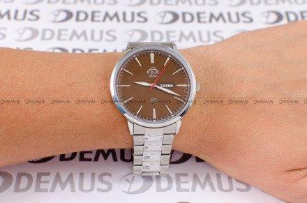 Zegarek Męski FujiTime M7110QS-Brown