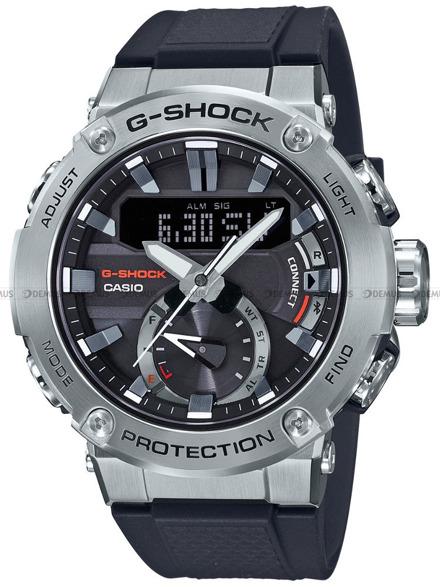 Zegarek Męski G-SHOCK G-STEEL Bluetooth GST B200 1AER