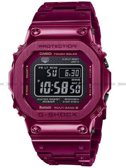 Zegarek Męski G-SHOCK GMW B5000RD 4ER - Limitowana Edycja